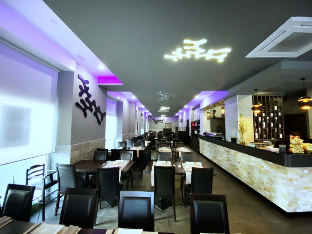 Koya Ristorante giapponese Torino sushi - sala 1