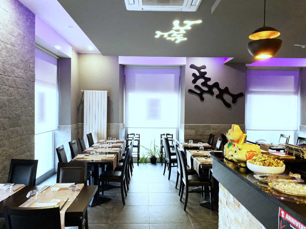 Koya Ristorante giapponese Torino sushi - sala 4