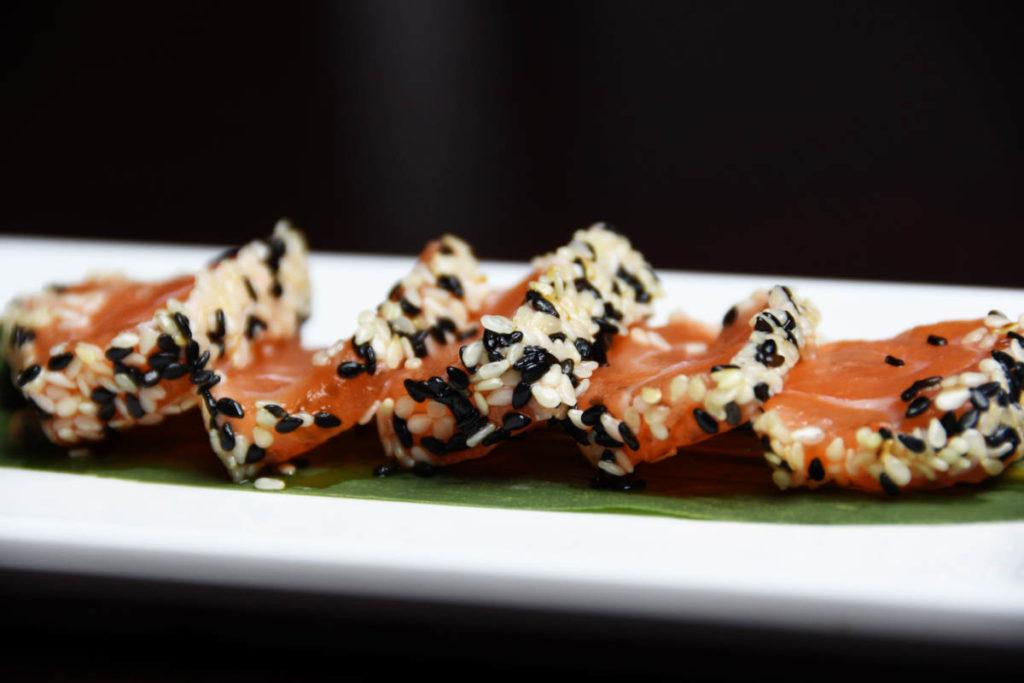 Koya Ristorante giapponese Torino sushi - salmone 2