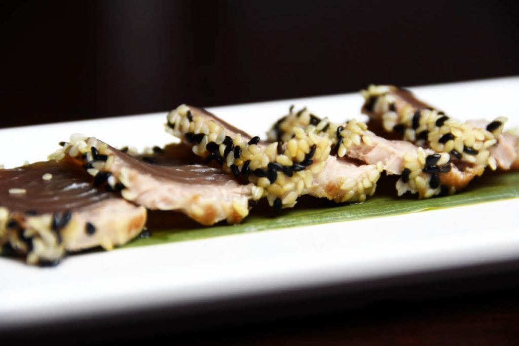 Koya Ristorante giapponese Torino sushi - tonno scottato 1