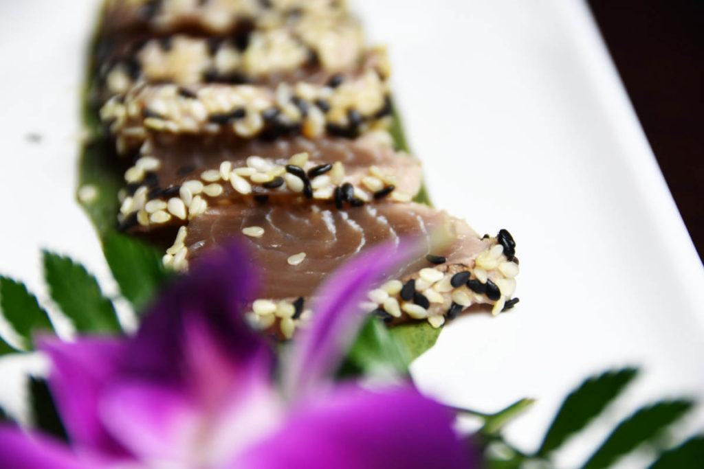 Koya Ristorante giapponese Torino sushi - tonno scottato